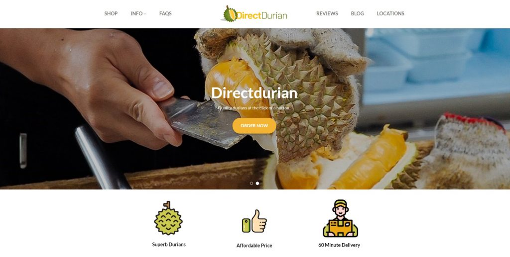 Durian Seller Company